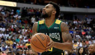 Él también es un pionero: el primer jugador que pasa de la Big3 a la NBA