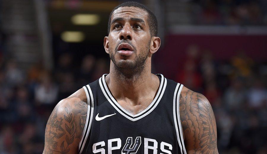 Aldridge, también lesionado: los Spurs de Pau pierden ritmo en el Oeste