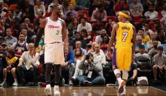 Lonzo, titular, y duelo entre Isaiah y Wade: los Lakers siguen en racha