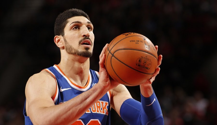Enes Kanter (Knicks); Foto: Cameron Browne / Getty Images