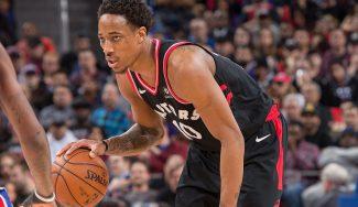 Los Toronto Raptors planean una remodelación sin miramientos