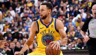 37 de Durant y lesión de Curry para los Warriors ante unos Spurs sin Pau