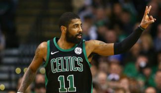 Los 'highlights' de Kyrie Irving en lo que va de temporada en la NBA