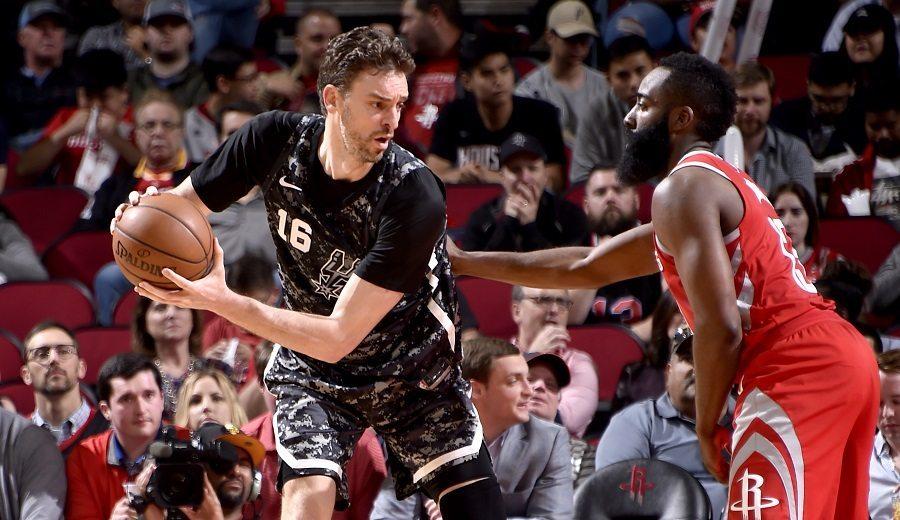Alerta: los Spurs de Pau, fuera de los puestos de 'playoffs'
