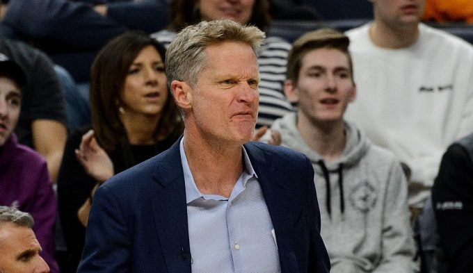 Los Spurs destapan a los Warriors menos anotadores de la 'era Kerr'