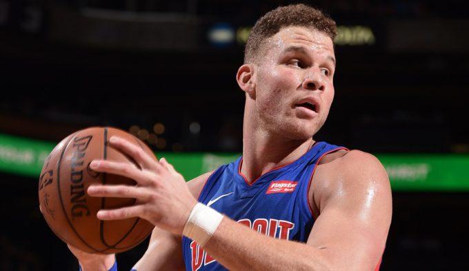Blake Griffin menosprecia a los Clippers tras su traspaso a los Pistons