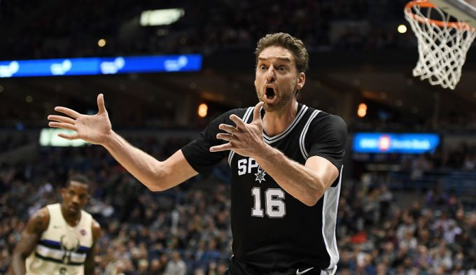 ¿Traspasarán los Spurs a Pau Gasol? Eso se especula en San Antonio