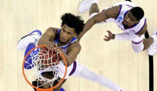 Marvin Bagley III se presenta al Draft NBA 2018
