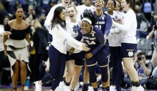 Mississippi State y Notre Dame pelearán por el trono femenino de la NCAA