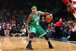 Isaiah Thomas llamó a Danny Ainge para volver a los Celtics