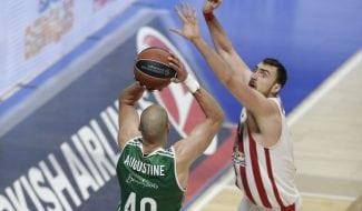 Augustine decide para el Unicaja en la prórroga contra el Olympiacos