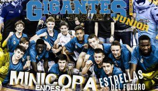 La Gigantes Junior de marzo: en la Minicopa Endesa, estrellas del futuro