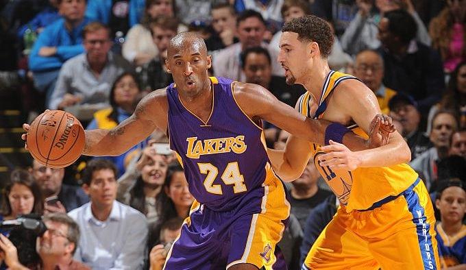 La lección más importante que Klay Thompson aprendió de Kobe Bryant