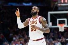"""LeBron James: """"Miras esta clase de rookies y probablemente sea la mejor desde 2003"""""""