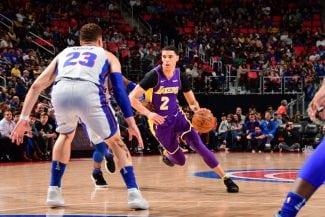 El mejor Lonzo Ball… Y la peor racha histórica de los Lakers