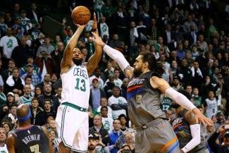 La victoria imposible de los Celtics: perdían por 6 a falta de 20 segundos