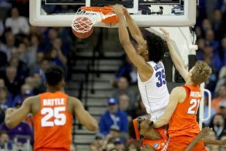 Duke, Villanova y Kansas no fallan en el March Madness