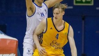 Recital de la perla del Granca en Liga EBA: Olek Balcerowski se va a 35 de valoración