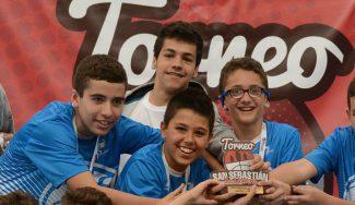 El CB 7 Palmas levanta el título en el Torneo Minibasket Masculino San Sebastián de La Gomera