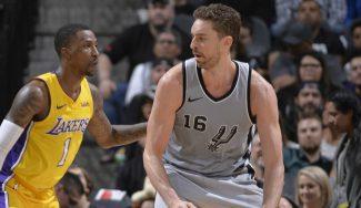 Pau roza el triple-doble ante los Lakers: cae ante un decisivo Lonzo Ball