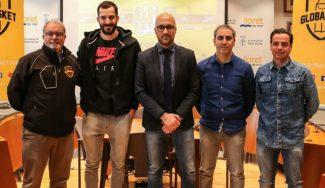 """Pau Ribas, presente en la presentación de Globasket 2018: """"Amigos y equipo"""""""