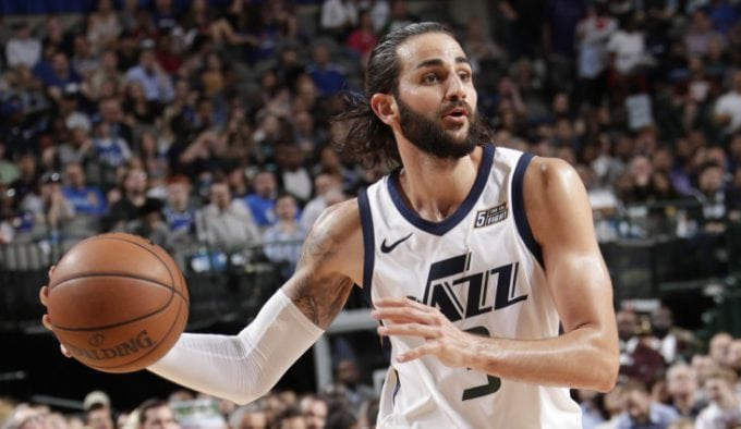 Los Utah Jazz se agarran a los playoffs con un gran Ricky Rubio