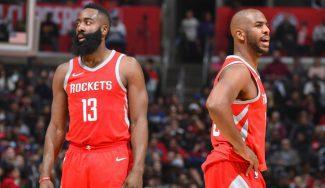 Houston Rockets, la ciencia de la estampida. Por Andrés Monje