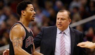 Derrick Rose, a los Timberwolves: reencuentro con su pasado en Chicago