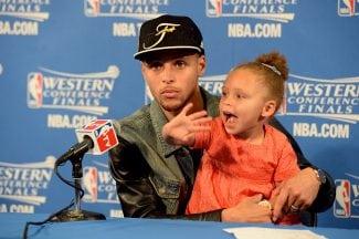Especial Día del Padre: las anécdotas de las estrellas NBA con sus hijos