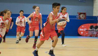 264 niños y niñas participarán en la segunda edición de la SuperLiga Dia-FEB en Córdoba