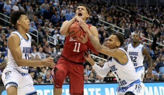 El Curry universitario se despide del March Madness pese a su partidazo