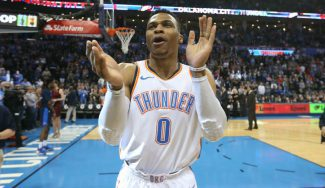 NBA Playoffs 2018: Oklahoma City Thunder, un 'big-three' a mejorar