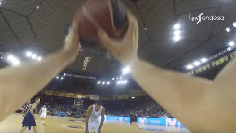 Barcelona-Real Madrid: un partido de basket como nunca lo habías visto