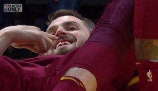 LeBron James pierde de nuevo en Miami… y Kevin Love pierde un diente