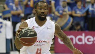 McCalebb renuncia a continuar en el Zaragoza por motivos personales