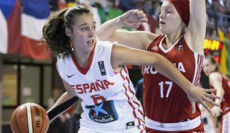 Raquel Carrera nos cuenta su experiencia en el Basketball Without Borders