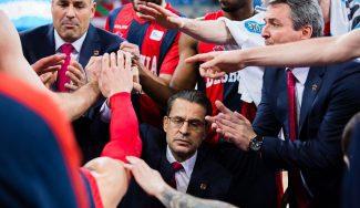 Baskonia vence a Andorra y Pedro Martínez avisa: «Estamos cansados»
