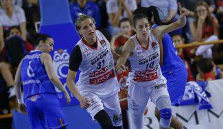 Una antideportiva decide el 1º duelo de la final entre Avenida y Girona