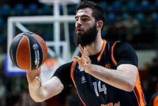 Bojan Dubljevic sigue haciendo historia en la Eurocup
