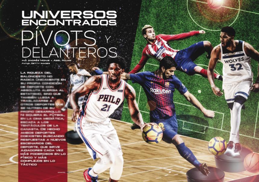 Gigantes mayo 2018 - Basket-fútbol