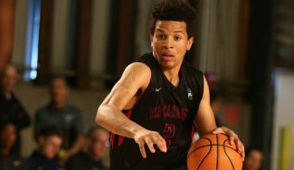 Cole Anthony debuta con un casi triple-doble en Oak Hill