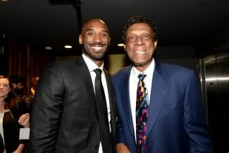 """Los Lakers le hacen una estatua a Elgin Baylor, """"Kobe antes de Kobe"""""""