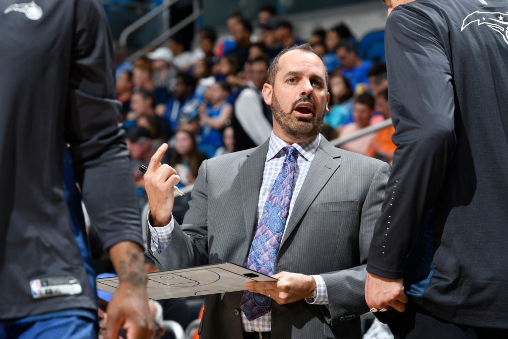 Los Orlando Magic despiden a Frank Vogel; Kokoskov, entre los candidatos