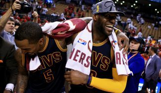 J.R. Smith reabre el debate entre Jordan y LeBron por ser el mejor