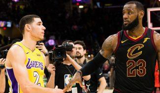 Ball habla sobre convencer a agentes libres para fichar por los Lakers