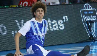 LaMelo Ball consigue un triple-doble en Londres