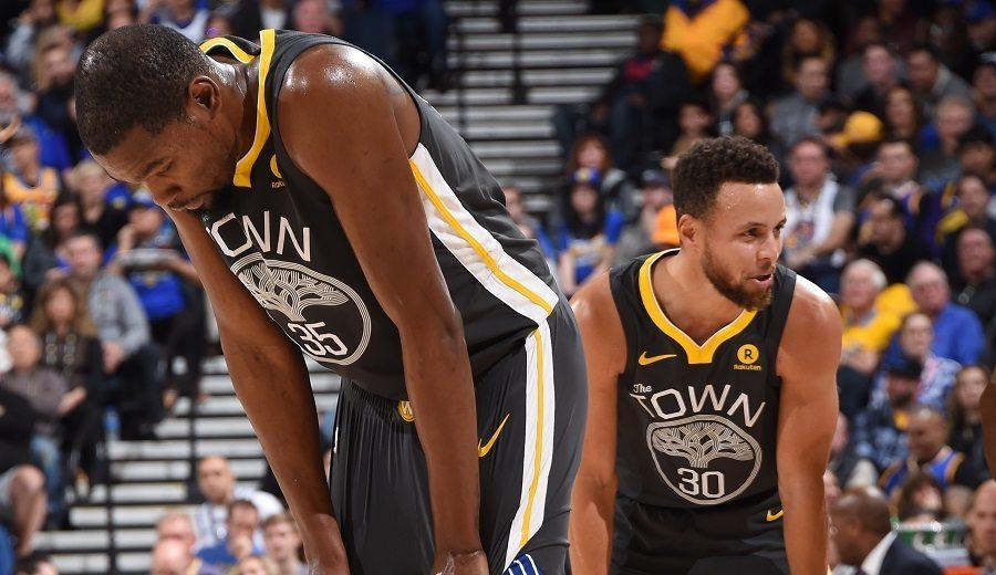 Stephen Curry opina sobre la tensión entre Kevin Durant y Draymond Green