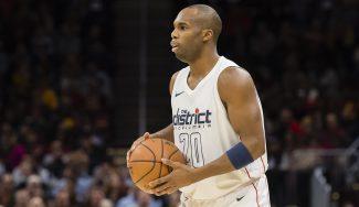 Jodie Meeks, suspendido por la NBA: 25 partidos de sanción