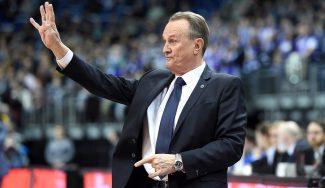 Aíto García Reneses, nombrado mejor entrenador de la EuroCup 18/19