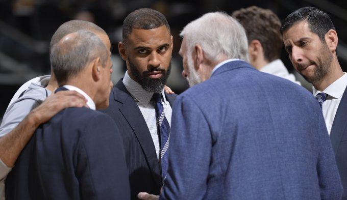 Otro discípulo de Gregg Popovich, candidato a ser entrenador en la NBA